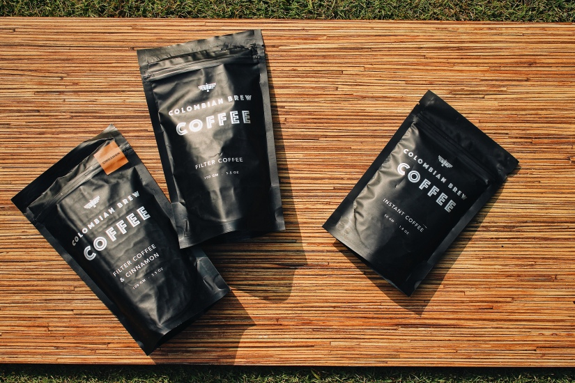 Stay Caffeinated with Colombian Brew Coffee